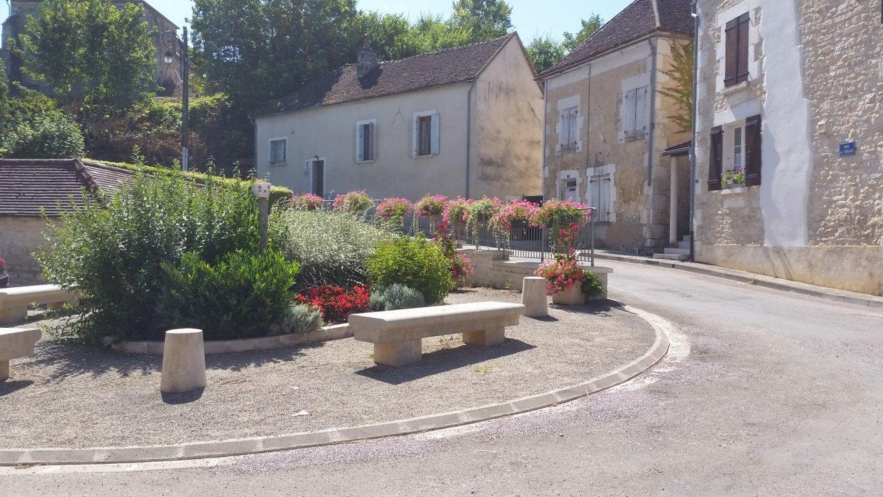 Rue de Vaucreuse