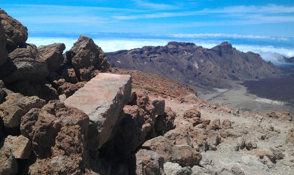 Lugar las Canadas del Teide