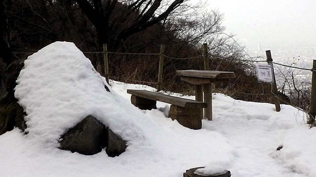 Ikoma-sanke Hiking Course