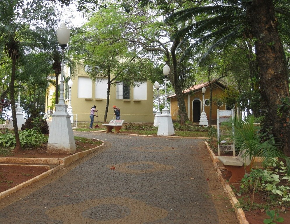 Rua Ribeiro de Barros
