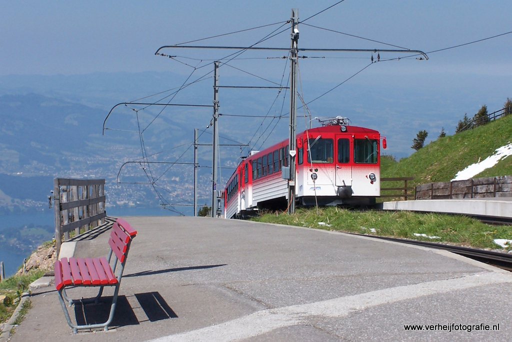 Rigi Mountain Station