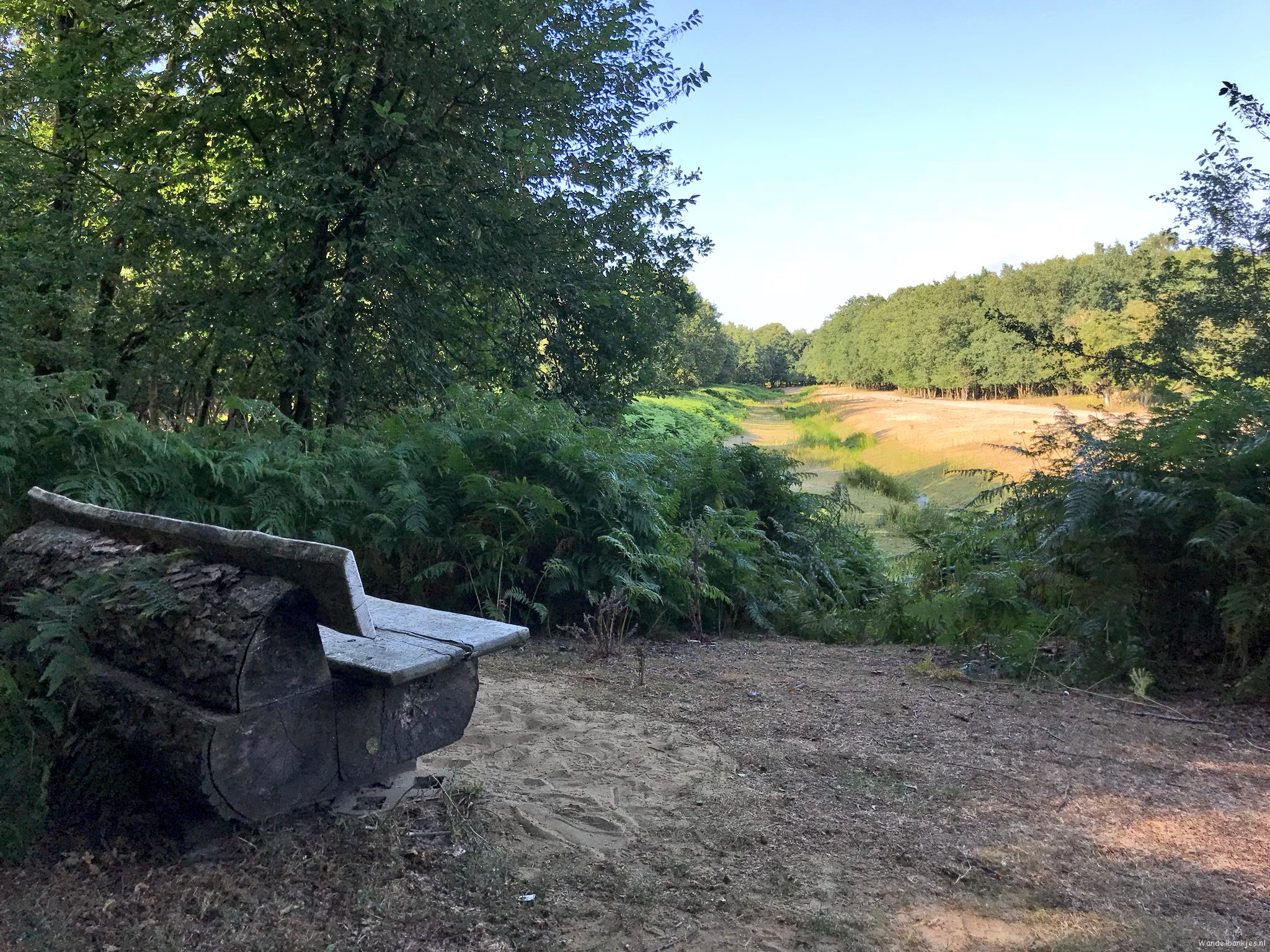 rt-farm-lane-walk-bench-with-view-on-the-oosterduinrel-in-the-amsterdam-waterleidingduinen-wandelbankjes-awd-duinen-https-t-co