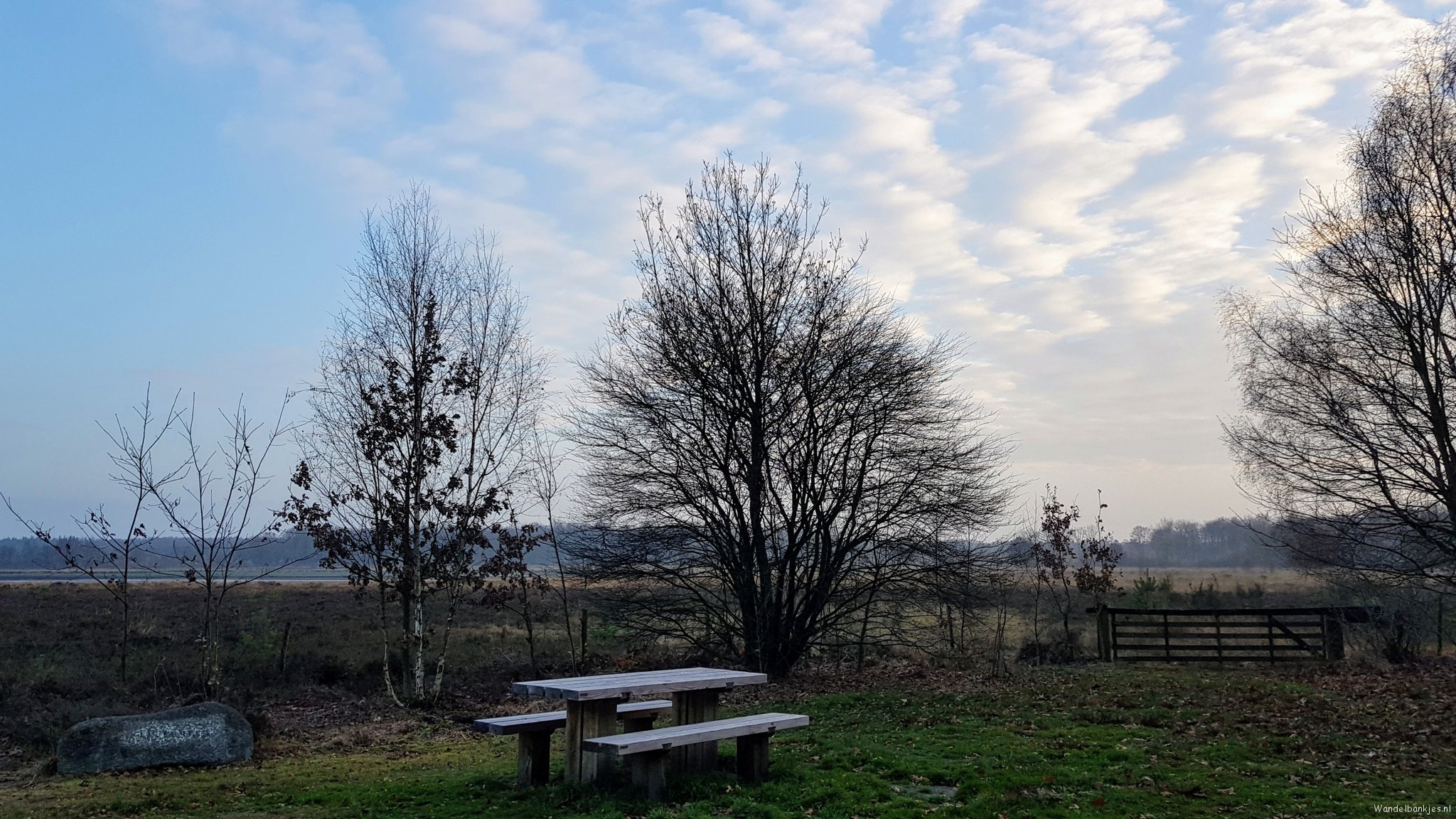 rt-wolfswandelplan-view-over-black-water-or-elpermeer-bij-schoonloo-walking-benches-https-t-co-2g2htlc0at