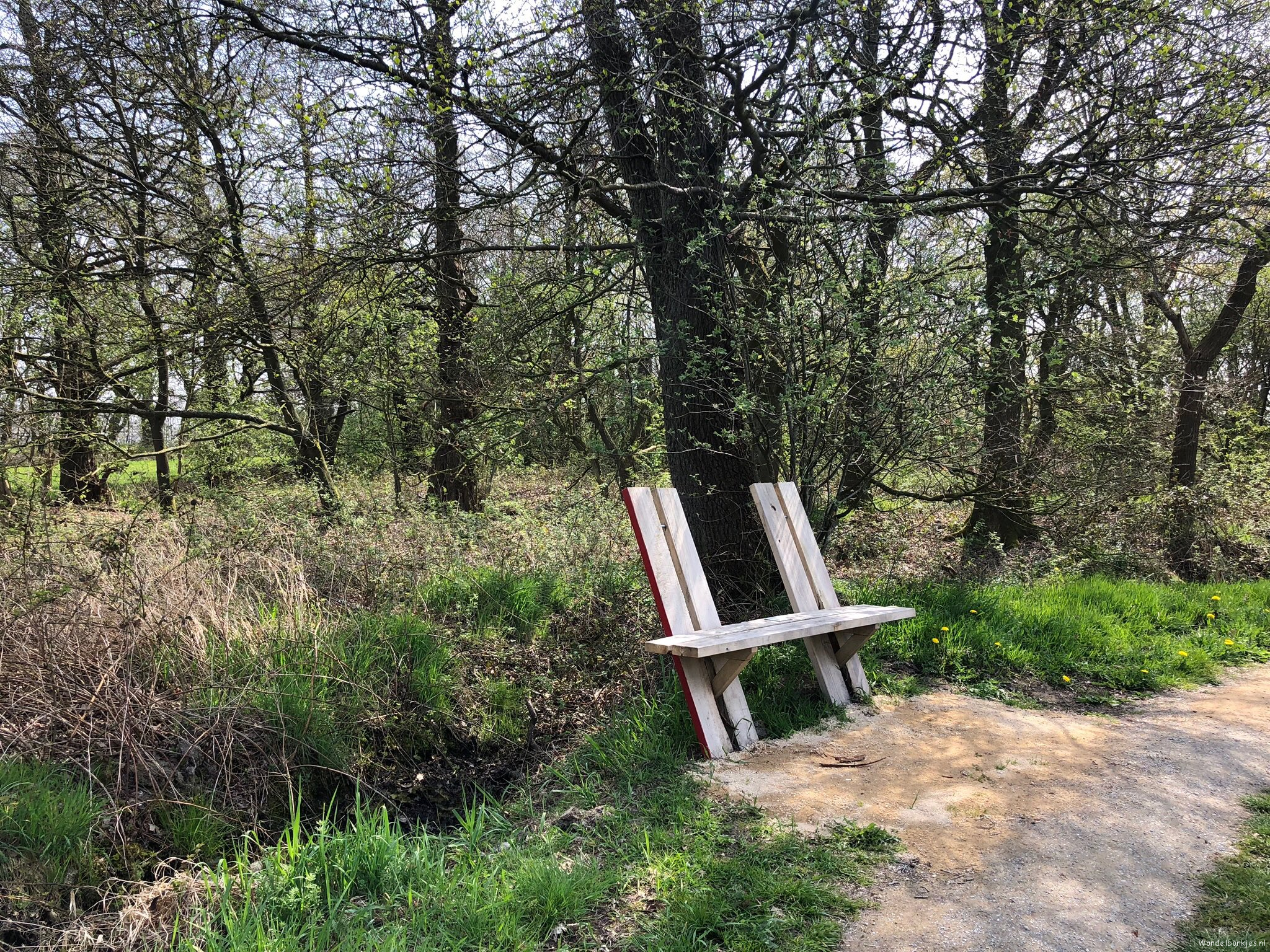 rt-gertientje-today-a-nice-bench-spotted-in-zweeloo-walkersbenches-walking benches-https-t-co-ugrlrtu7xg